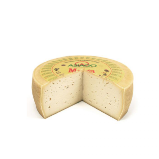 Asiago Pressato DOP - Product of the Mountain
