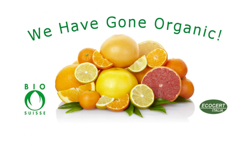 100% Organic Oranges, Clemetine Mandarin and Lemons