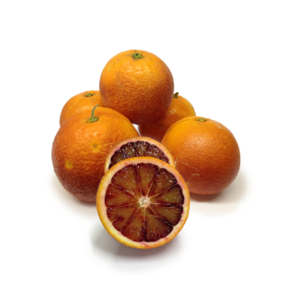 Organic Moro bloody orange from Sicily