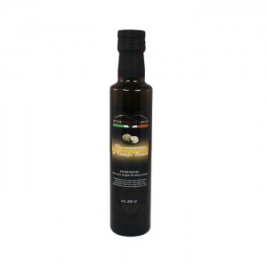 Extra-virgin olive white Truffle oil
