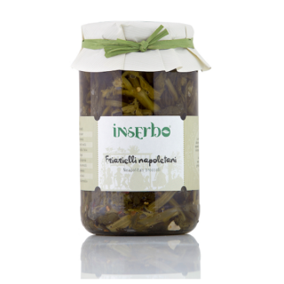 Friarielli Napolitan Broccoli in Seeds Oil