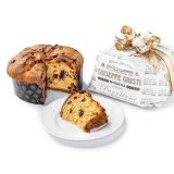 Panettone Muzzi with Balsamic vinegar Giusti