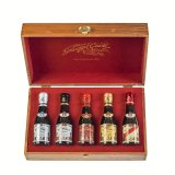 Giusti Balsamic Vinegar Collection  5 Champagnottine 5 X 100 ML