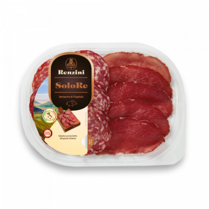 Wild Boar antipasto selection in atm, 65gr Renzini