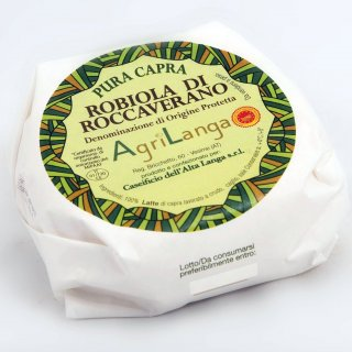 Robiola di Roccaverano POD - Raw Whole Goat Milk Cheese