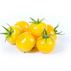 Yellow cherry tomatoe