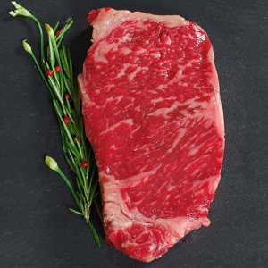 Full Blood Wagyu Striploin M5+ 300gr