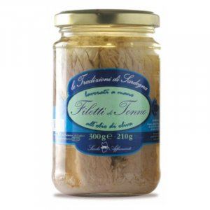 Tuna Fillets in Olive Oil 300gr