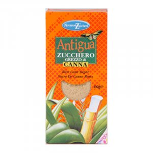 Raw Cane Antigua Sugar - 1kg