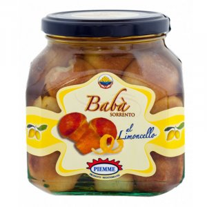 Babas di Sorrento in Limoncello liquor 700ml Piemme