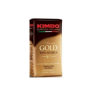 Kimbo Aroma Gold Ground Coffee 250gr