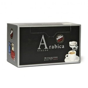 Arabica coffee pods Vergnano 1882