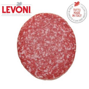 Salame Milano sliced