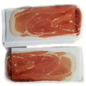 Cured Ham Parma style presliced with interleaves 250g