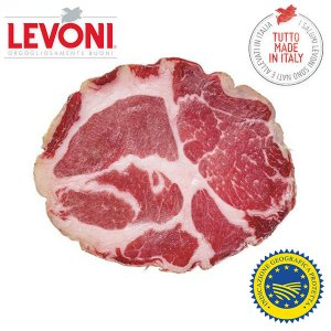 Coppa di Parma IGP sliced