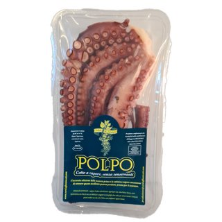 Octopus Tentacles precooked about 150-200gr