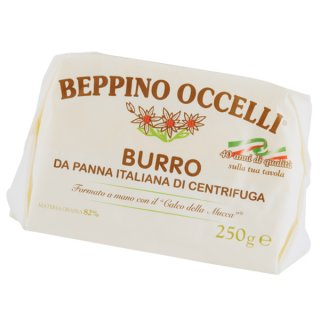 Italian Butter Beppino Occelli 250g