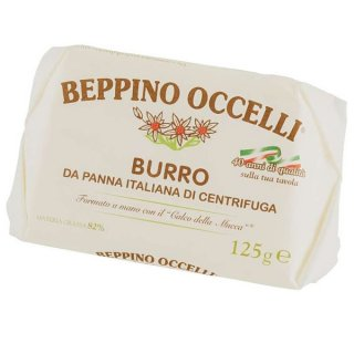 Italian Butter Beppino Occelli 125g