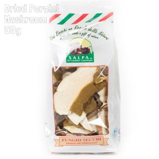 Dried Extra Porcini Mushrooms 50g