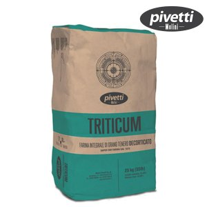 Stone Milling Flour Triticum Whole Wheat 5Kg