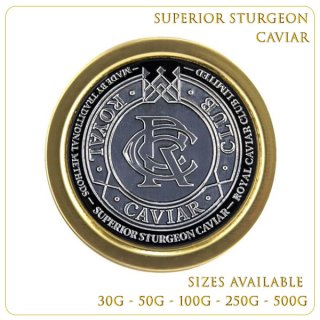 Superior Sturgeon Caviar