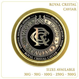 Royal Cristal Caviar